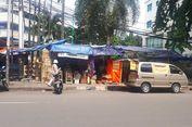 Jelang Natal dan Tahun Baru, Pedagang Parsel Musiman Menjamur di Cikini