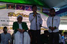 Dagangan PKL Ludes Diborong Paslon