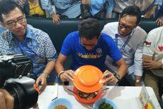 Sandiaga: Bangsa Indonesia Ibarat Bubur Ayam Mang Haji Oyo, Lengket dan Kental