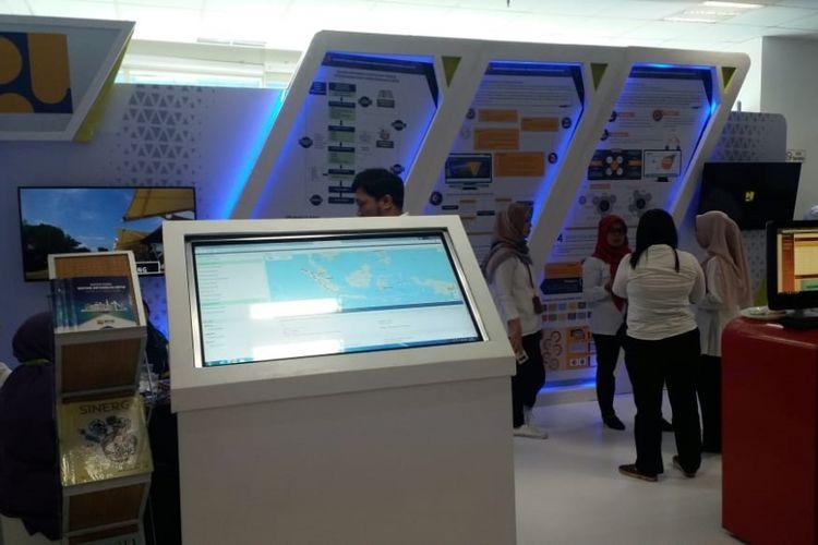 Suasana PUPR 4.0 Expo.