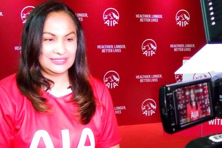 Menurut Head of Brand Communication PT AIA Financial Kathryn Monika Parapak, pada 2019, AIA mencari 100 talenta terbaik sepak bola usia muda untuk lelaki dan perempuan di Indonesia.