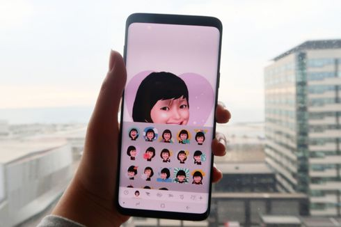 Galaxy S10 Dibekali Fitur Andalan ala iPhone X?