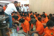 Hanya Penjudi dan Penghuni yang Bisa Leluasa Masuk Gang C Kelurahan Kartini