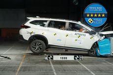 Uji Tabrak Toyota All-New Rush Bintang Lima