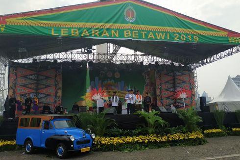 Pukul Gendang, Sekda DKI Buka Lebaran Betawi 2019