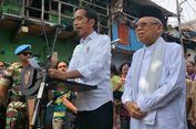 Pidato Kemenangan Jokowi: 2014 di Kapal Pinisi, 2019 di Kampung Deret