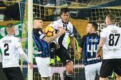 Hasil Liga Italia, Inter Milan Menang Tipis, Napoli Imbang