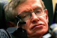 Stephen Hawking Meninggal, Ilmuwan Indonesia Sampaikan Rasa Kehilangan