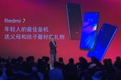 Redmi 7 Meluncur dengan Snapdragon 632 dan Harga Rp 1,5 Juta