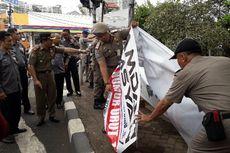 Bawaslu Jakbar Minta Parpol Tertibkan Alat Peraga Kampanye dalam Waktu 3 Hari
