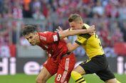 Hasil Bayern Vs Dortmund, Die Roten Pesta Gol di Der Klassiker