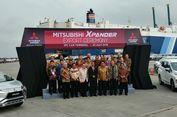Jokowi Bangga Xpander Rakitan Indonesia Diekspor ke Mancanegara