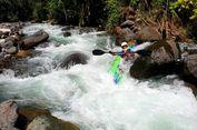 Petualangan Menerjang Derasnya Arus Sungai Prafi Papua Barat