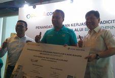 Gandeng Bukopin, Padiciti Targetkan Pembelian Tiket Kereta dan Pesawat Naik 2 Kali Lipat