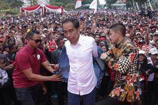Jokowi Minta Pemuka Agama Dilibatkan untuk Edukasi Bencana