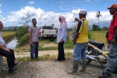Perbaiki Irigasi, Produktivitas Petani di Jayapura Meningkat