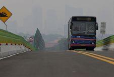 Menunggu Realisasi Penerangan untuk Koridor 13 Transjakarta