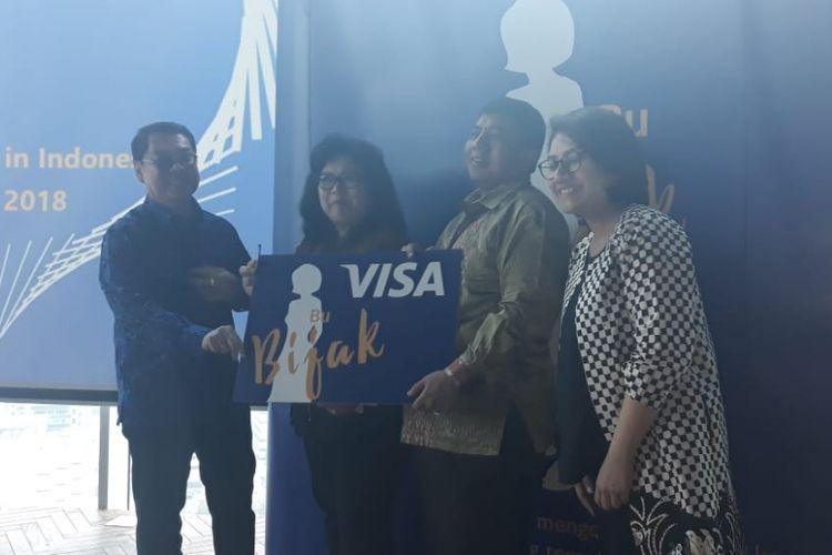 Visa Gelar Literasi Keuangan #IbuBerbagiBijak