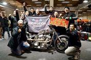 Kunjungi Custombike Show, Suryanation Kantongi Pengalaman Baru