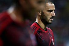 Bonucci: AC Milan Kurang Miliki Karakter dan Kepercayaan Diri