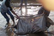 Mayat Tanpa Identitas di Pinggir Sungai Gegerkan Warga Banyuasin