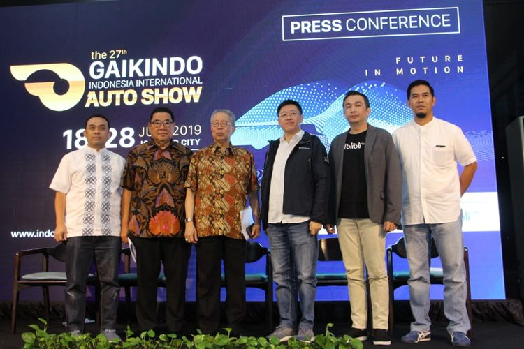 GIIAS 2019 akan jadi wadah presentasi teknologi otomotif terkini yang ada di Indonesia.