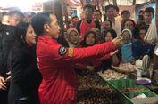 Jokowi: Itulah Kecintaan Saya kepada Pasar Rakyat, Saya Bangun Semuanya...