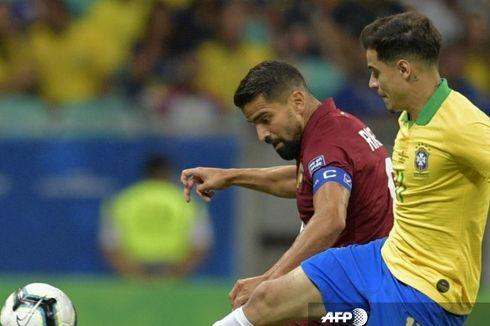 Hasil Copa America 2019, 3 Gol Tak Sah Warnai Laga Imbang Brasil Vs Venezuela