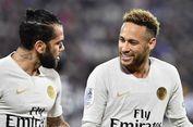 Neymar Akui Semua Pemain Ingin Merumput bersama Real Madrid