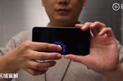 Xiaomi Pamer Sensor Pemindai Sidik Jari di 'Sembarang Tempat'