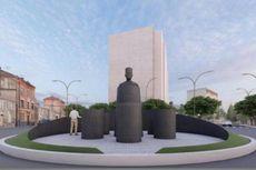 Begini Bentuk Monumen Bung Karno di Aljazair
