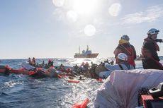 20 Mayat Migran Ditemukan di Laut Mediterania