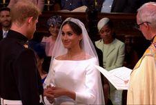 Pangeran Harry Kenang Saat Minta Sang Ayah Antar Meghan Menuju Altar