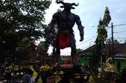 Ogoh-ogoh hingga Barongsai Meriahkan Karnaval Budaya Pesona Lokal di Malang