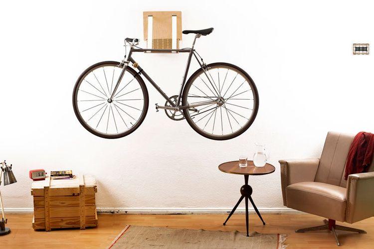 Penggantung sepeda