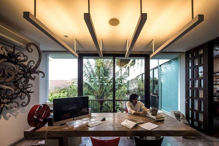 Home Sweet Office di Bintaro, Jakarta karya HAN AWAL & PARTNERS.