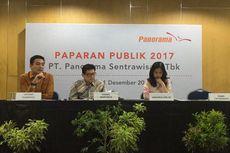 Panorama Anggarkan Belanja Modal 2018 Rp 50 Miliar