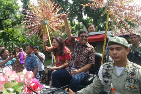 PDI-P Usung Djarot Saiful Hidayat sebagai Calon Gubernur di Pilgub Sumut