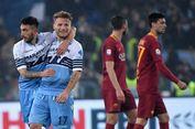 Hasil Liga Italia, Lazio Menangi Derbi Roma, AC Milan Menang Tipis