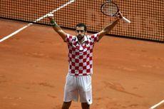 Kroasia Rebut Piala Davis Kalahkan Perancis di Final