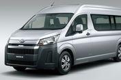 Toyota Hiace Baru Berparas Alphard