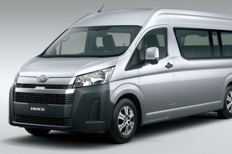 Toyota Hiace baru
