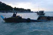 TNI AL Gagalkan Penyelundupan 800 Kg Biji Timah ke Bangka Belitung