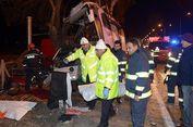 Bus Tabrak Pohon di Turki, 11 Tewas