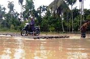 Aceh Utara Diterjang Banjir 2 Meter, 1.000 Orang Mengungsi