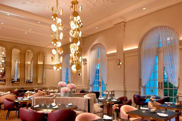 La Dame de Pic, restoran baru di Raffles Hotel