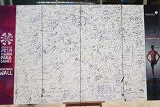 Atlet Disabilitas Tulis Kesan pada Indonesia di Bandara Soekarno-Hatta