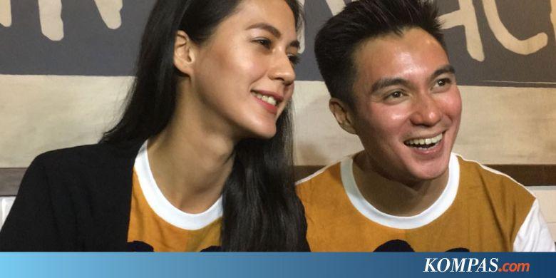 Jakarta Kompas Com Model Paula Verhoeven Mengaku Sempat Ragu Ketika Diajak Berkenalan Dengan Baim Wong