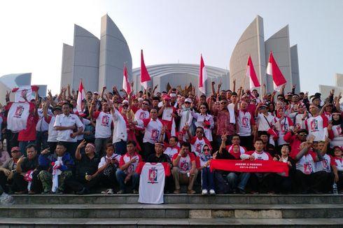 Gagal di Pilkada Jabar, Anton Charliyan Deklarasi #J2P Dukung Jokowi 2 Periode