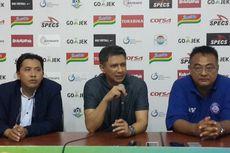 Manajemen Arema FC Pastikan Lepas 5 Pemain